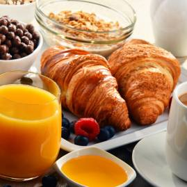 Desayunos